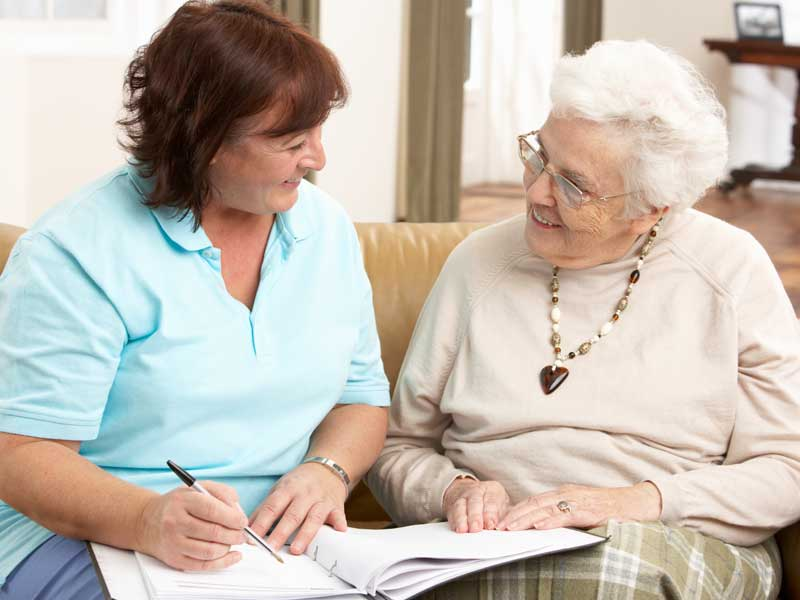 ASSISTED LIVING RECLAIM THE JOY OF LIVING
