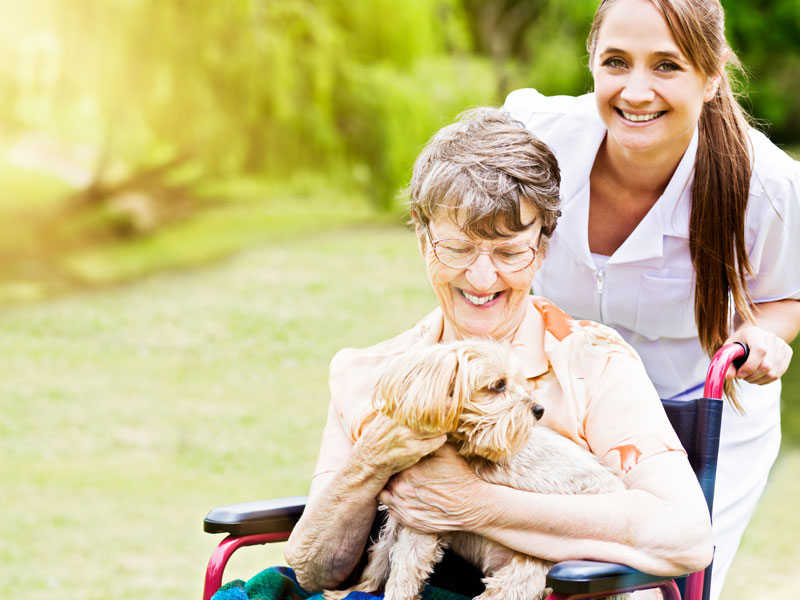 SKILLED NURSING HEALTH CARE PROFESSIONALS WHO GENUINELY CARE