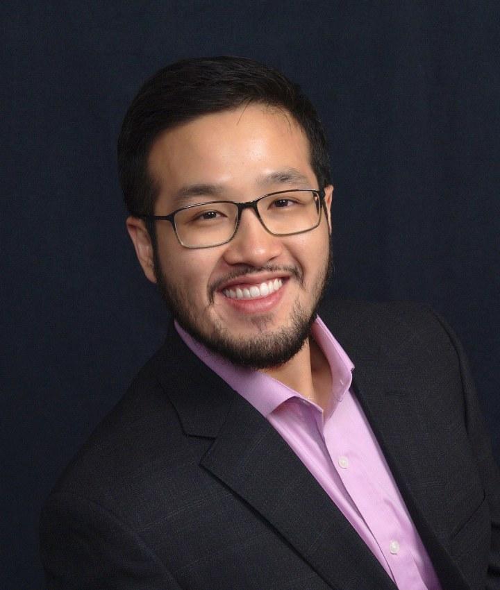 Headshot of Dr. Ricky Pan