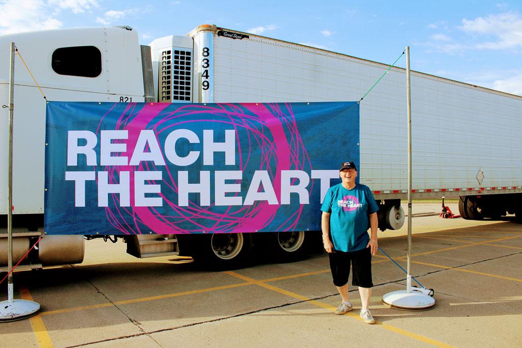 Reach The Heart: Fargo Food Distribution
