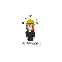 alignments album art