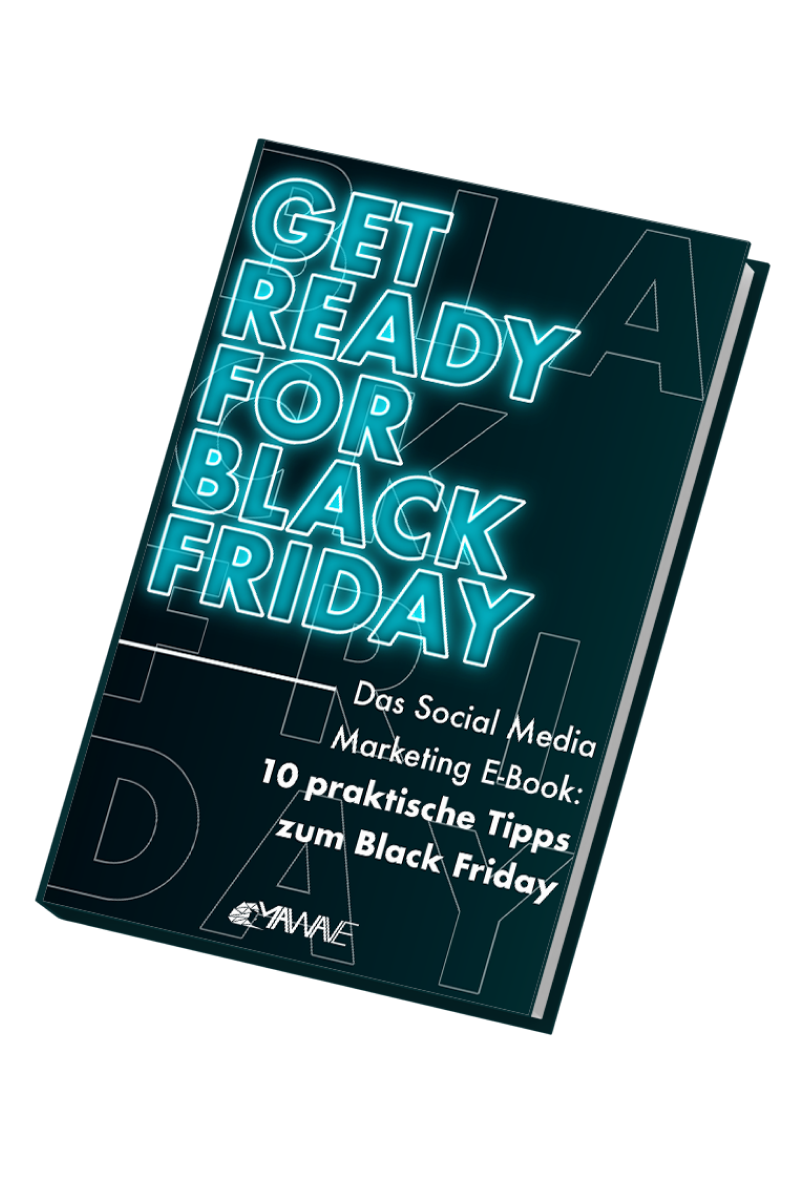 Get ready for Black Friday E-Book