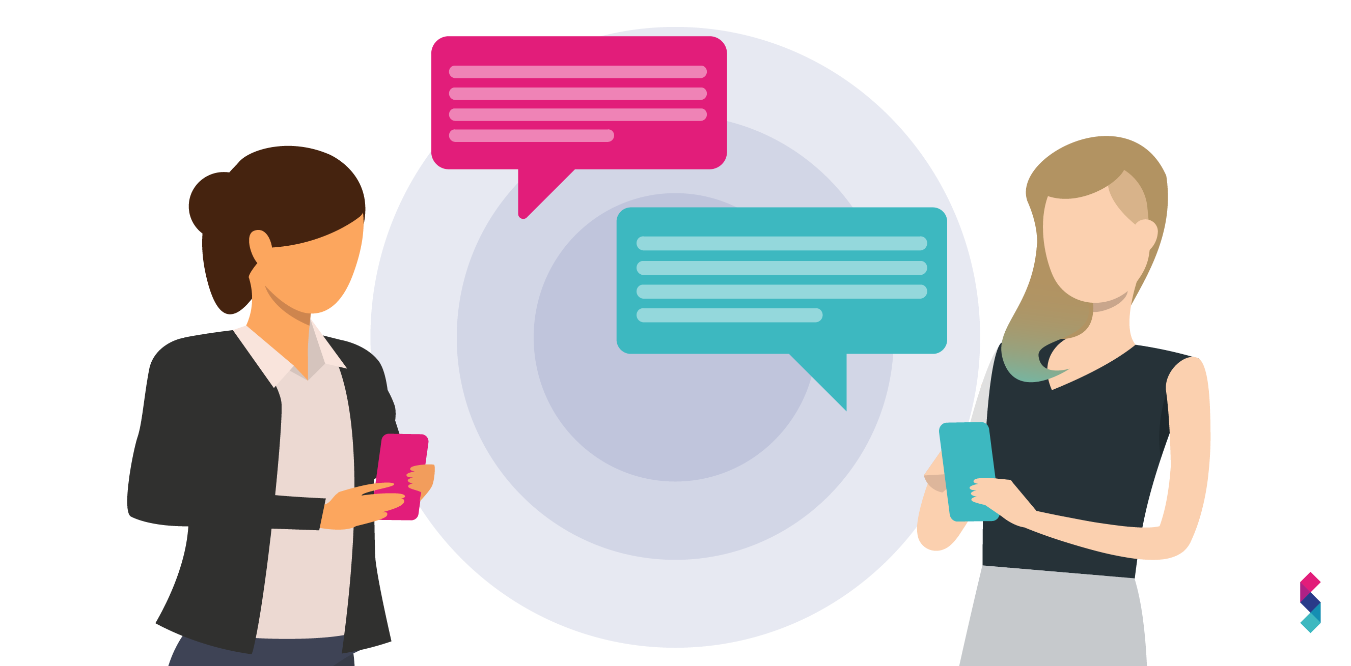 The best use of text marketing is to keep it conversational