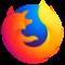 Firefox web browser logo