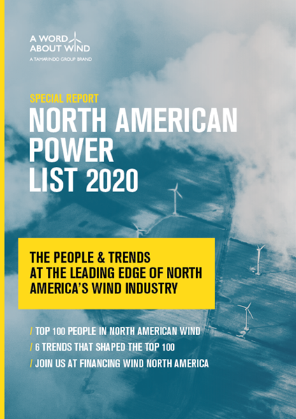 North American Power List 2020