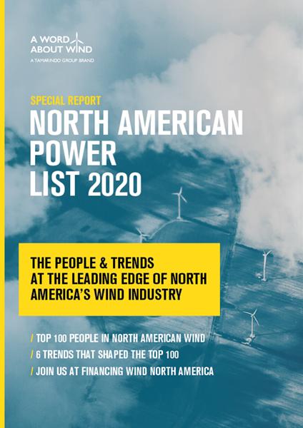North American Power List 2020