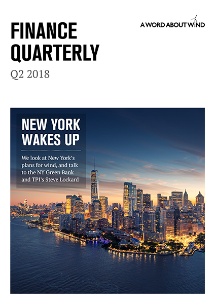 Finance Quarterly - Q2 2018