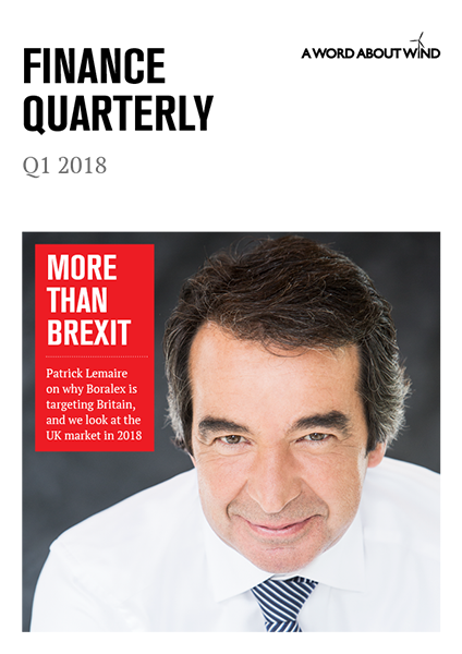 Finance Quarterly - Q1 2018
