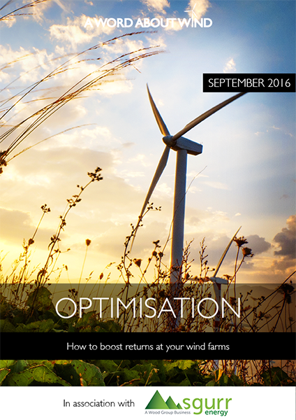 Wind Farm Optimisation Report