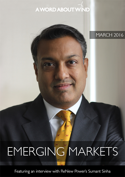 Wind Investment Report: Emerging Markets