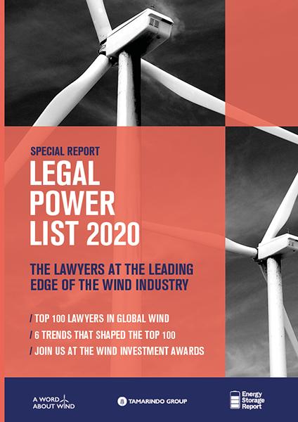 Legal Power List 2020
