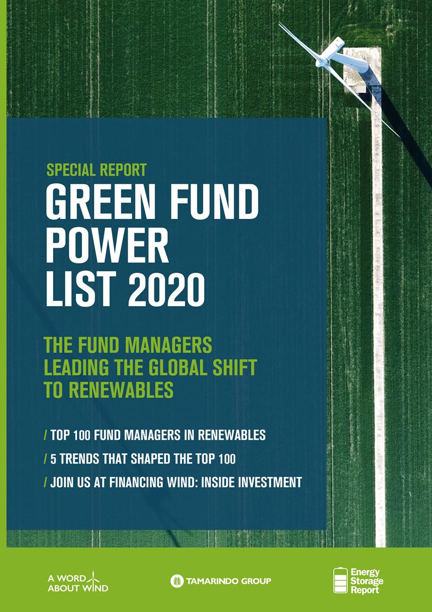 Green Fund Power List 2020