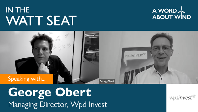 Georg Obert - Managing Director, Wpd Invest
