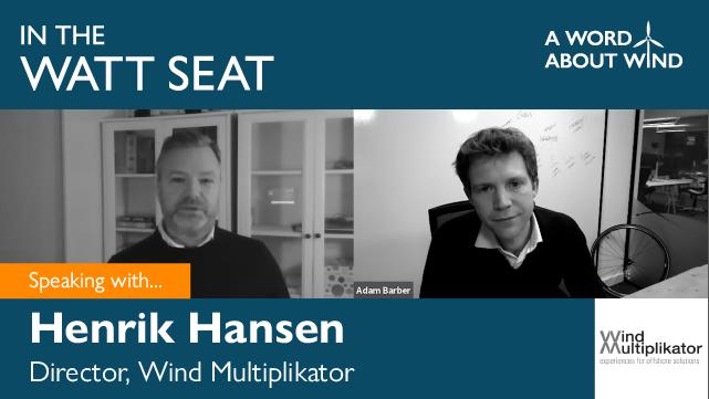 Henrik Hansen - Director, Wind Multipikator