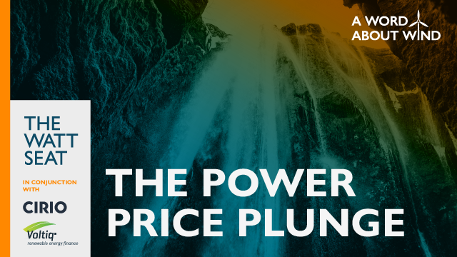 The Power Price Plunge