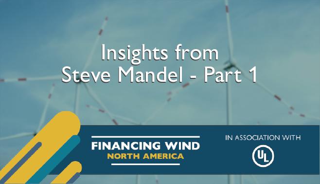 Insights from Steve Mandel - Part 1