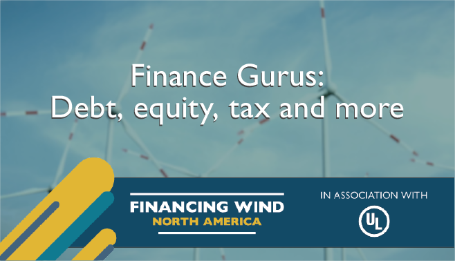 Finance Gurus: Debt, equity, tax and more