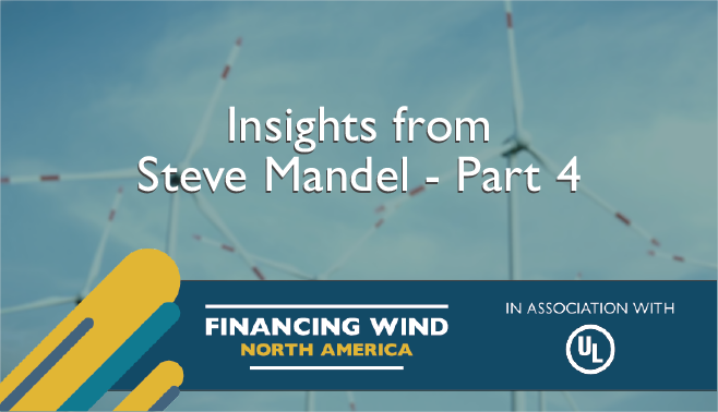 Insights from Steve Mandel - Part 4
