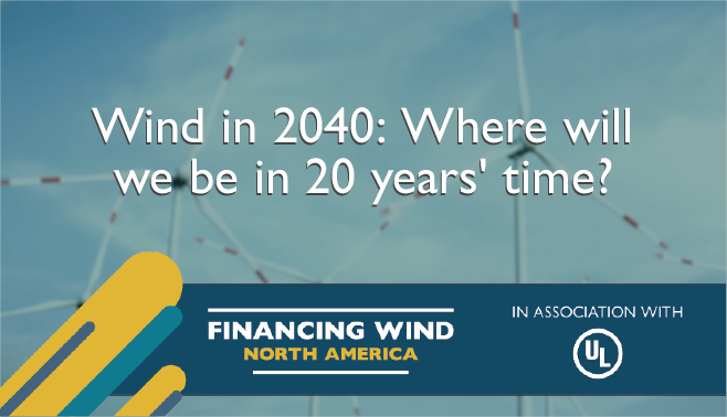 Wind in 2040: Where will we be in 20 years' time?