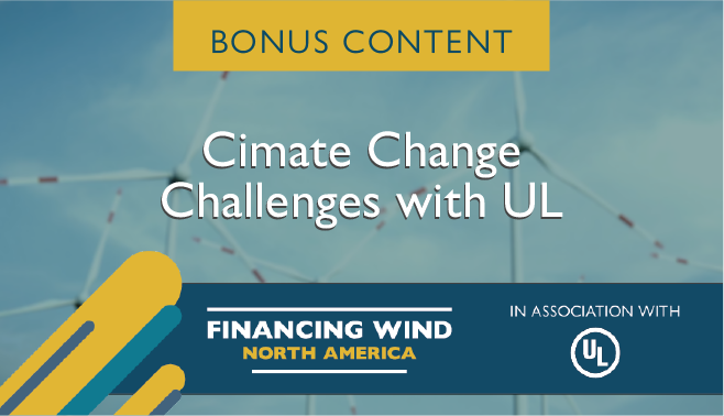 Cimate change challenges with UL
