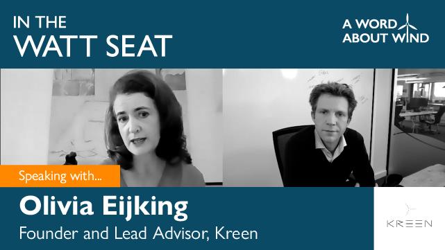 Oliva Eijking - Founder and Lead Advisor - Kreen