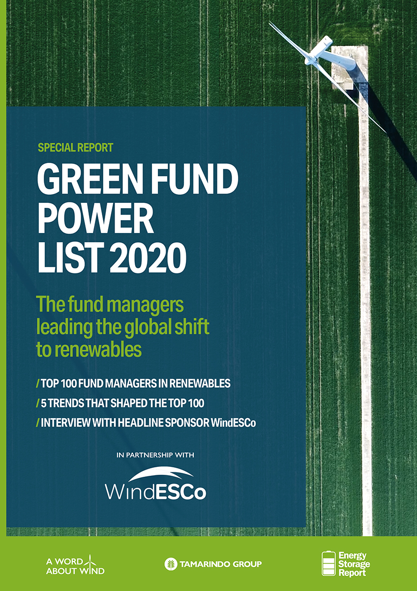 Green Fund Power List 2020