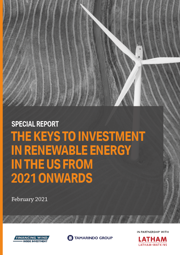 The Keys to Investment in Renewable Energy in the US from 2021 Onwards