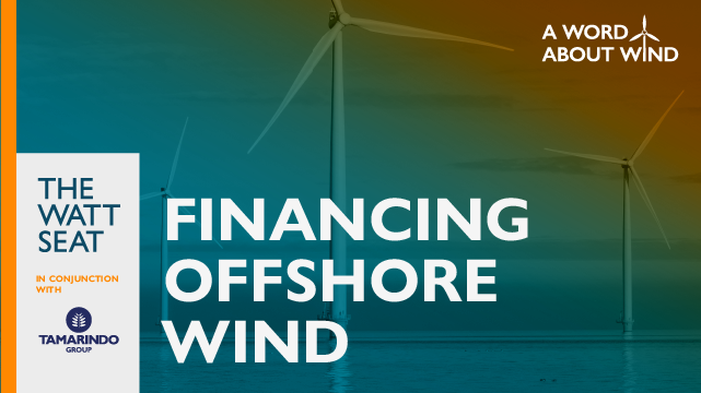 Financing Offshore Wind