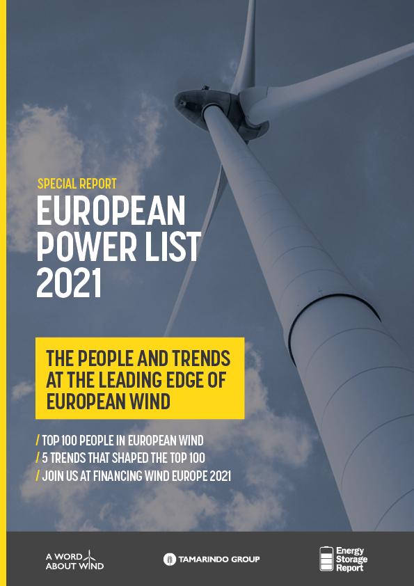 European Power List 2021