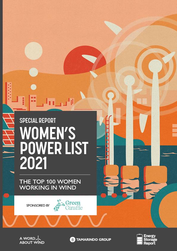 Women's Power List 2021