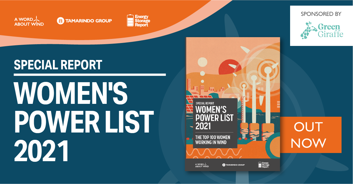 Who are wind's most influential women?