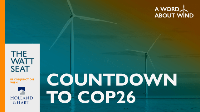 Countdown to COP26: How are US firms going to step up their green power demands?