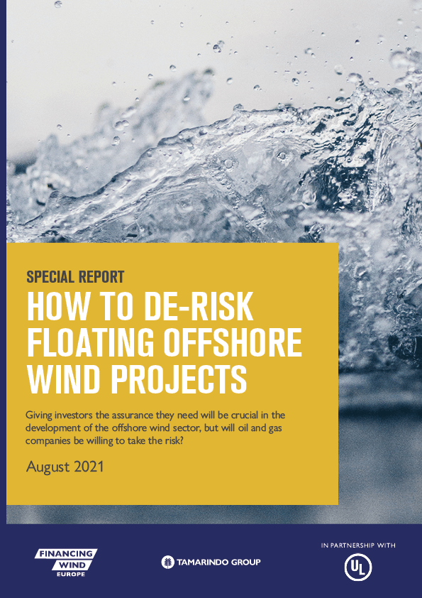 How to de-risk floating offshore wind projects