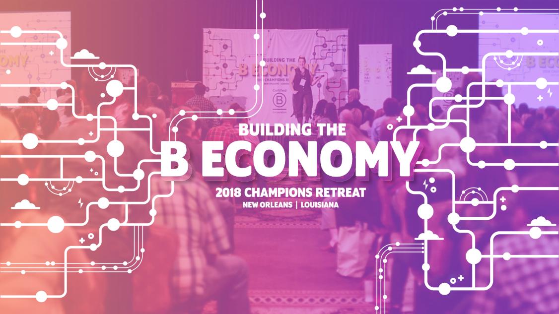 B Economy graphic