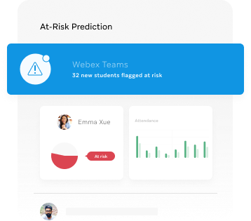 Identify at-risk students with predictive tech