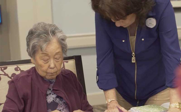 Assisted Living, Memory Support, Skilled Nursing & Rehab at The Crossings