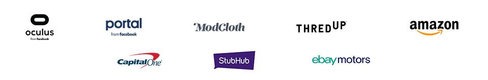 Affiliate Client Logos+oculus+amazon+modcloth+ebaymotors+capitolone
