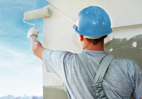 Fassadenreinigung und Fassadenbeschichtung aus Meisterhand