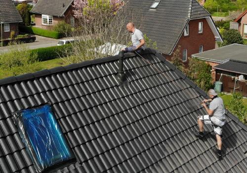 Professionelle Dachreinigung und Dachbeschichtung
