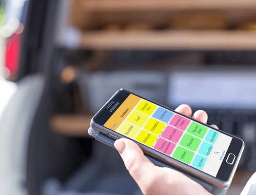 CasAssist mobile: Bäckerei Kasse auf dem Tablet oder Handy