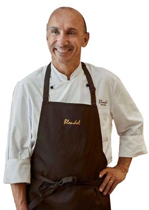 Bastien Thibault, Chef Chocolatier,Blondel, Lausanne