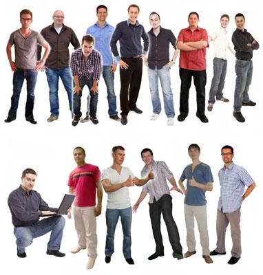 15 Mitarbeiter beschäftigt das Unternehmen