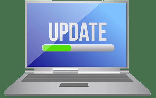 Automatische, regelmässige Software-Updates