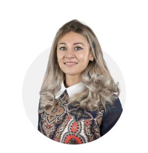 Anastasiia Khrustovska