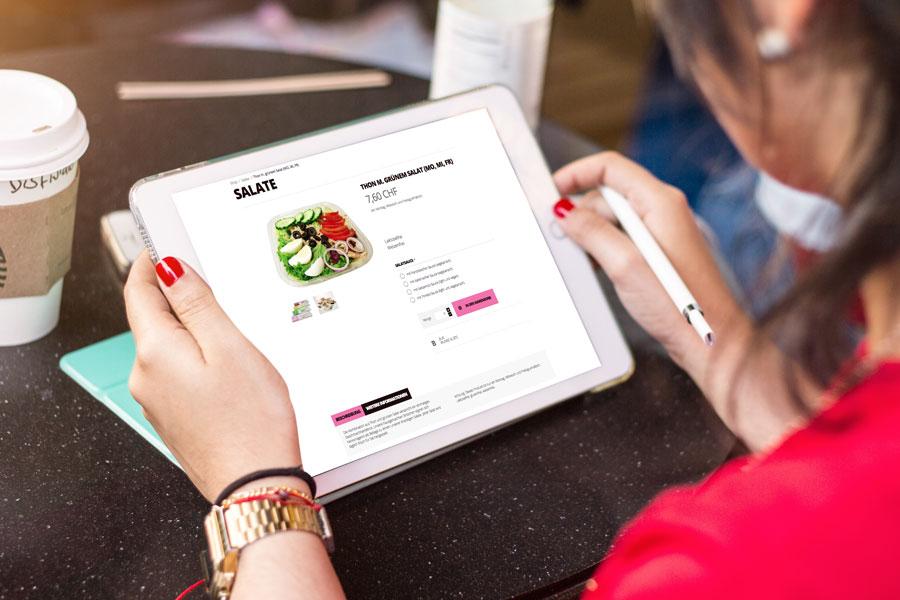 Site de synchronisation des données: informez les clients de manière optimale, également en ligne!