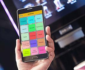 Weniger Hin und Her laufen, schnellerer Service mit der mobileWaiter App