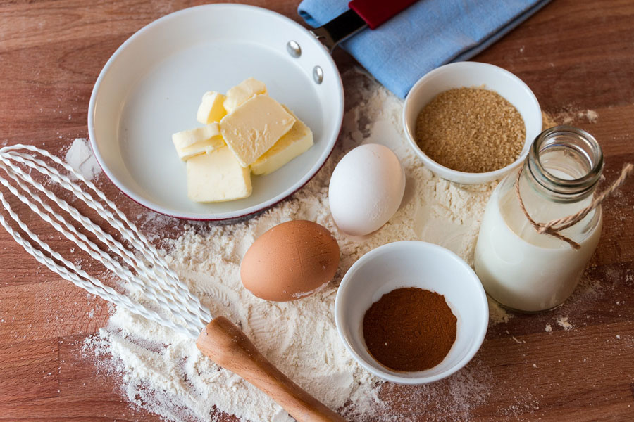 RezeptAssist: utilisez le dictionnaire pour les ingrédients