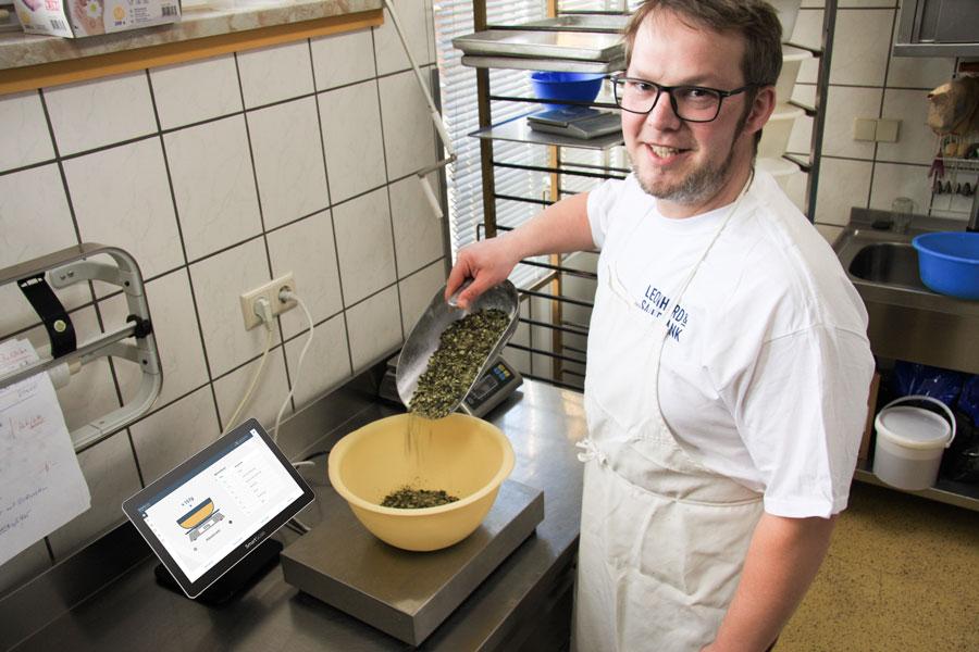 Le boulanger traditionnel passe au numérique