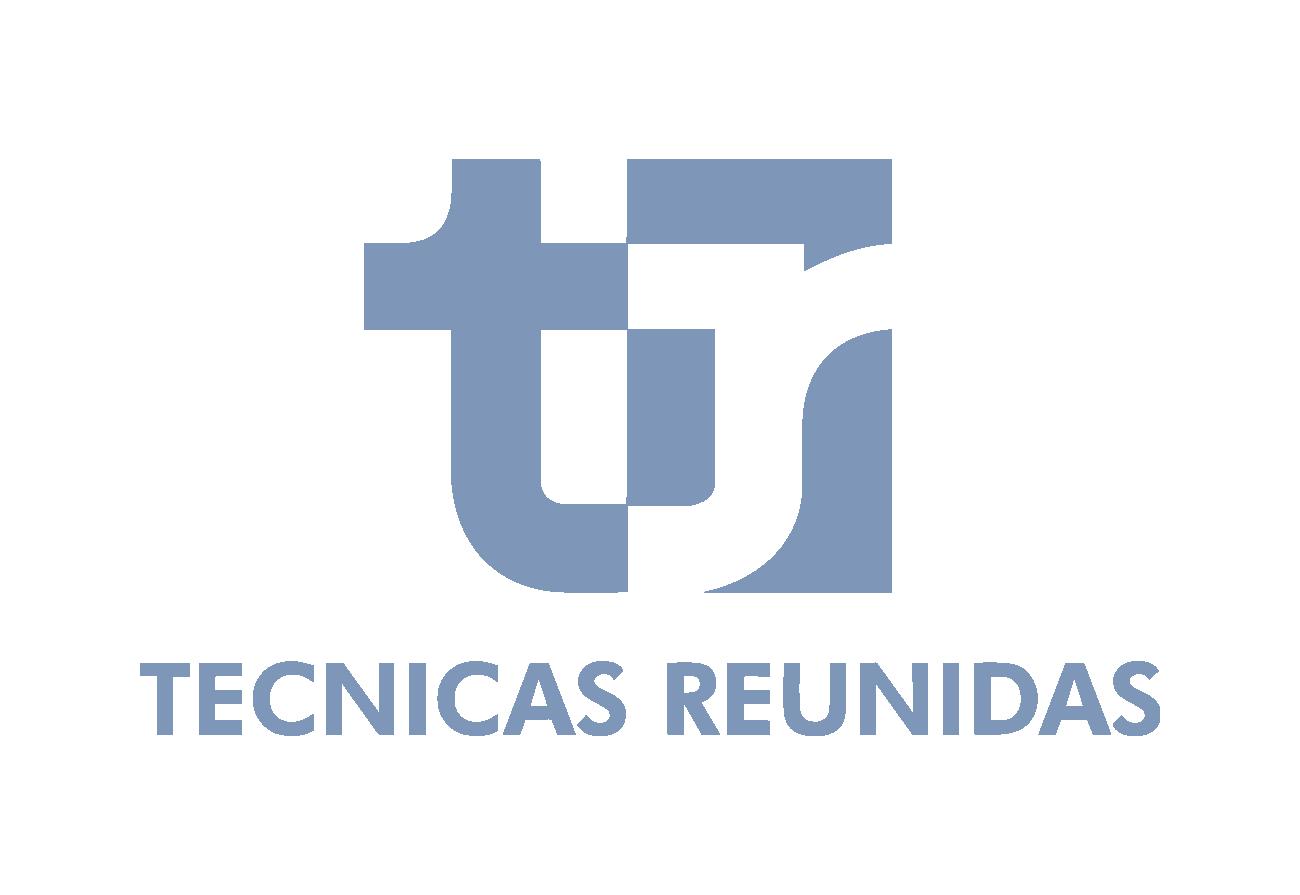 técnicas reunidas logo de constructora de caminos y autopistas