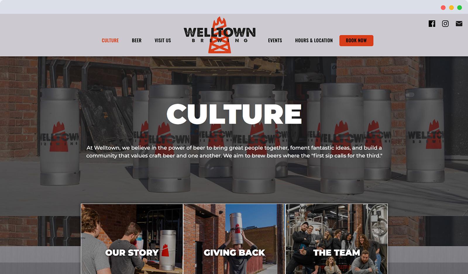 WellTown Brewing